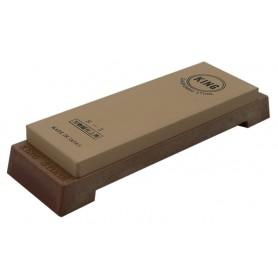 Pedra para amolar facas - KING - Granulação 6000