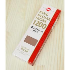 Pedra para amolar facas - KING - Granulação 1200