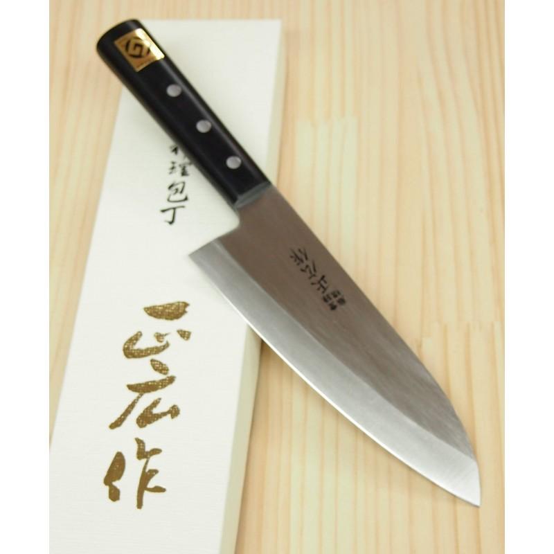 Faca japonesa deba - MASAHIRO - Série Masahiro inox - Tam: 15/16.5/18/21cm