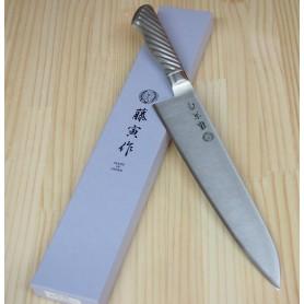 Faca do chef gyuto FUJITORA - (Antiga Tojiro pro) -Tam:18/21/24/27/30/33cm