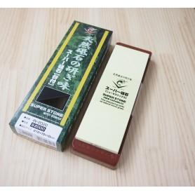 Pedra para amolar granulatura 2.000- NANIWA - Série Ebi