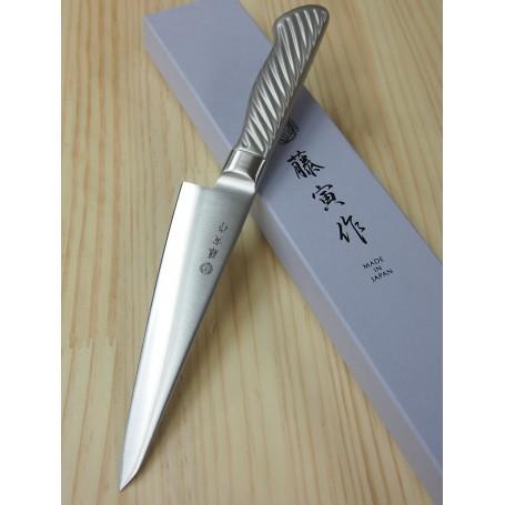 Faca japonesa honesuki FUJITORA (antiga tojiro pro) Tam:15cm