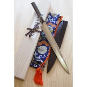 Faca japonesa yanagiba SUISIN Fuji Honyaki - tam:30cm