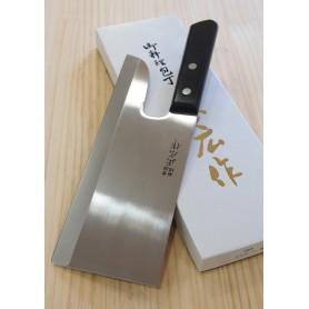 Faca japonesa menkiri - MASAHIRO - Série Masahiro inox - Tam:24cm