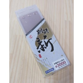 Pedra para afiar 3000 - NANIWA Série gouken arata profissional