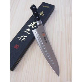Faca japonesa do chef gyuto com gominho MAC Professional serie Tam:20cm