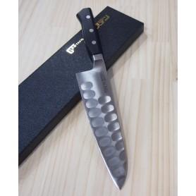 Faca japonesa do chef gyuto GLESTAIN 819TK Tam:19CM