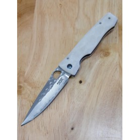 Canivete MCUSTA SPG2 Série Elite white corian MC-0126G- 94mm