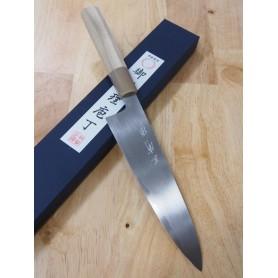 Faca japonesa do chef gyuto MIURA -Série Itadaki - Tam:21/24cm
